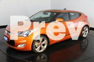 2012 Hyundai Veloster FS + Coupe D-CT Orange 6 Speed