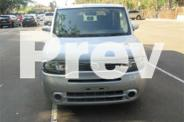 2012 Nissan Cube Silver