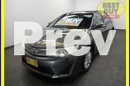 2012 Toyota Camry ASV50R Altise Grey 6 Speed Auto