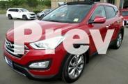 2013 Hyundai Santa Fe Red Merlot Automatic Wagon