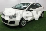 2014 Kia Rio White Auto Seq Sportshift Hatchback