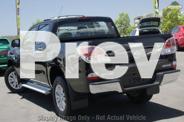 2015 Mazda BT-50 UP0YF1 XTR Black 6 Speed Sports