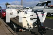 4.8m Pride Pacemaker with late model Yamaha 115HP motor