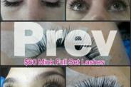 $50 Eyelash Extensions