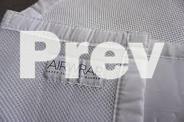 Airwrap mesh cot bumber | White | 2 Sides