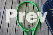 Almost New Volkl Organix 7 295 Tennis Racquet & Cover-4
