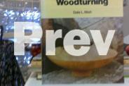Artistic Woodturning