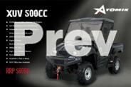 ATV UTV ATOMIK XUV 500cc  2011