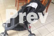 Baby Jogger City Mini - 4 Wheel