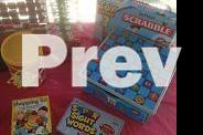 Board games & puzzles $5 each