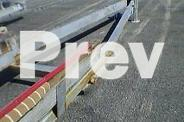 Boat recovery trailer