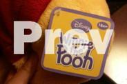 Brand new cuddly toy (Winnie the Pooh)