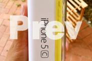 Brand new iPhone 5C yellow 16G in box