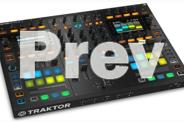 Brand new TRAKTOR S8 all in one mixing deck