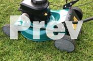 BRIGGS & STRATTON 148cc 4 stroke lawn mower