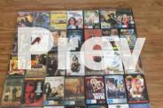 Bulk DVDs - some new, some used - total bargain!