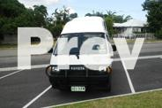 Campervan Toyota Hiace Hitop