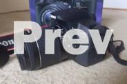 Canon EOS 700d Twin Lens Kit