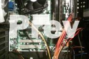 core 2 quad q9500, hp motherboard with dead pciex16,