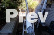 Dometic A&E 8300 manual caravan awning 15'