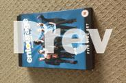 Entourage DVD set, season 1 and 2, 5 disc set