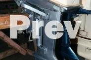 EVINRUDE 7.5 HP OUTBOARD MOTOR