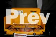 Family Camper Trailer package with Large tent: Buckland