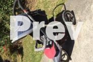 Fisher Price 3 Wheel Stroller