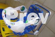 Fisher Price - Ocean Wonders Aquarium Take-Along Swing