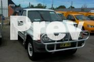 FORD COURIER (4x4)   1994