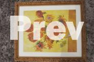 Framed Prints - Van Gogh