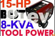 Generator 8.0Kva 15