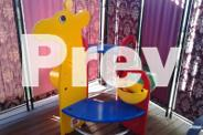 Giraffe Lego Play Stand Steps Childrens Indoor Outdoor