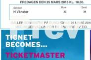 Gothenburg Horse Show tickets