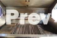 Grand Hall Stainless Steel BBQ, 6 Burner + Wok &