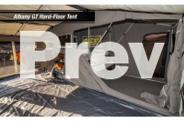 Hard Floor Rear Open 4x4 Camper Trailer. Albany GT MK2.