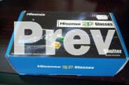 Hisense Active 3D glasses (Two pairs)