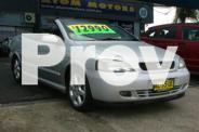 HOLDEN ASTRA CONVERTIBLE TS  2002