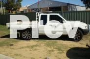 HOLDEN RODEO LX TFR9   2001