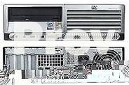HP 7700 CORE 2 DUO SYSTEM, COMPLETE SYSTEM