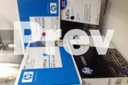 HP Color LaserJet Cartridges