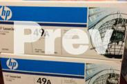 HP LaserJet Q6001A Cyan & Q6002A Yellow Toners