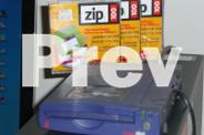 iomega Zip Drive 100 MegaByte, with Drivers and Discs