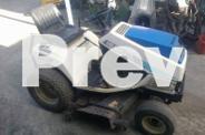 Iseki diesel ride on mower