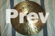 Istanbul cymbals 5 piece