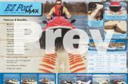Jet Ski Dock - Ez Port Max Drive On Docking System -