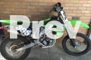 Kawasaki KX450F 2010 Fuel Injected