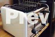 Kenwood K-Mix Boutique 4-slice toaster