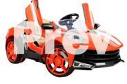 Kids Ride on Lambo Replica Car Twin Motor Great Fun