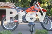 KTM 125 SX MY04  2004